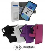 Skimblocker Magnet Wallet iPhone Xs Max