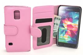 Lommebok-etui Samsung Galaxy S5 Mini (G800F)