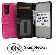 Skimblocker Lommebok-etui Samsung Galaxy S21 Plus 5G (G996B)