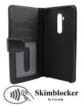 Skimblocker Lommebok-etui iPhone 12 (6.1)