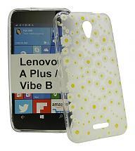 TPU Designdeksel Lenovo A Plus (A1010a20)