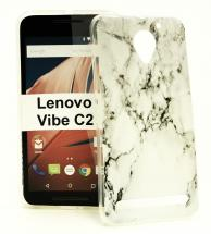 TPU Designdeksel Lenovo Vibe C2