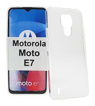 TPU-deksel for Motorola Moto E7