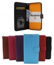 New Standcase Wallet Realme 7