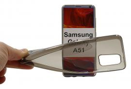 Ultra Thin TPU Deksel Samsung Galaxy A51 (A515F/DS)