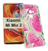 TPU Designdeksel Xiaomi Mi Mix 2