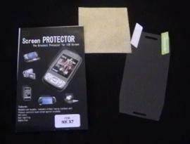 Nokia X7 Skjermbeskyttelse
