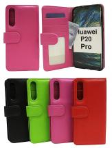 Lommebok-etui Huawei P20 Pro