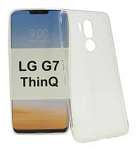 Ultra Thin TPU Deksel LG G7 ThinQ (G710M)