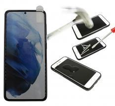 Full Frame Skjermbeskyttelse av glass Samsung Galaxy S21 Plus 5G (G996B)