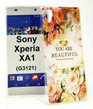 TPU Designdeksel Sony Xperia XA1 (G3121)