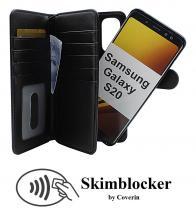 Skimblocker XL Magnet Wallet Samsung Galaxy S20 (G980F)