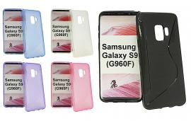 S-Line Deksel Samsung Galaxy S9 (G960F)
