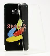Ultra Thin TPU Deksel LG Stylus 2 (K520)
