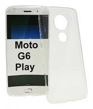 Ultra Thin TPU Deksel Motorola Moto G6 Play
