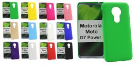 Hardcase Deksel Motorola Moto G7 Power