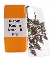 TPU Designdeksel Xiaomi Redmi Note 10 Pro