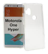 TPU-deksel for Motorola One Hyper