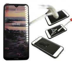 Full Frame Skjermbeskyttelse av glass Nokia 1.4