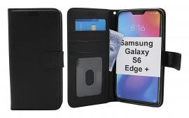 New Standcase Wallet Samsung Galaxy S6 Edge+ (SM-G928F)