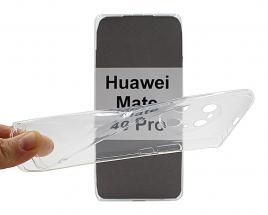 Ultra Thin TPU Deksel Huawei Mate 40 Pro