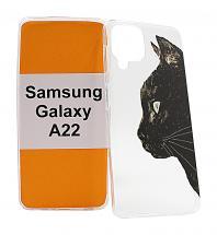 TPU Designdeksel Samsung Galaxy A22 (SM-A225F/DS)