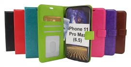 Crazy Horse Wallet iPhone 11 Pro Max (6.5)