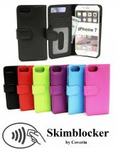 Skimblocker Lommebok-etui iPhone 7
