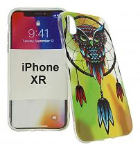 TPU Designdeksel iPhone XR