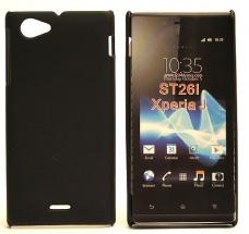 Hardcase Deksel Sony Xperia J (ST26i)