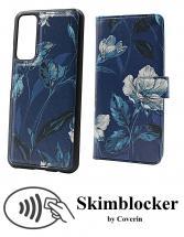 Skimblocker Magnet Designwallet Huawei P Smart 2021