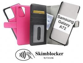 Skimblocker Magnet Wallet Samsung Galaxy A72 (A725F/DS)