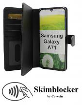 Skimblocker XL Wallet Samsung Galaxy A71 (A715F/DS)