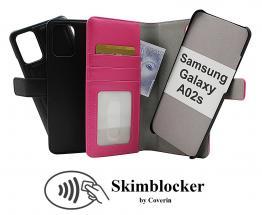 Skimblocker Magnet Wallet Samsung Galaxy A02s