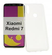 Ultra Thin TPU Deksel Xiaomi Redmi 7