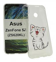 TPU Designdeksel Asus ZenFone 5Z (ZS620KL)