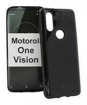 TPU-deksel for Motorola One Vision