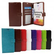 Crazy Horse Wallet Samsung Galaxy A10 (A105F/DS)