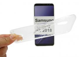 Ultra Thin TPU Deksel Samsung Galaxy A6 2018 (A600FN/DS)