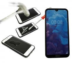 Full Frame Skjermbeskyttelse av glass Huawei Y5 2019
