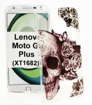 TPU Designdeksel Lenovo Moto G5 Plus (XT1683)