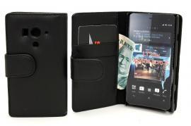 Lommebok-etui Sony Xperia Acro S LT26w