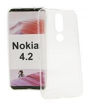 Ultra Thin TPU Deksel Nokia 4.2