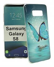 TPU Designdeksel Samsung Galaxy S8 (G950F)