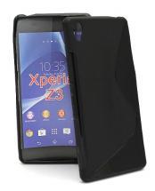 S-Line Deksel Sony Xperia Z3 (D6603)