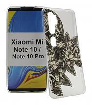 TPU Designdeksel Xiaomi Mi Note 10 / Note 10 Pro