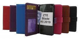 New Standcase Wallet ZTE Blade A5 2019