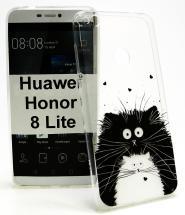TPU Designdeksel Huawei Honor 8 Lite
