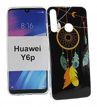 TPU Designdeksel Huawei Y6p