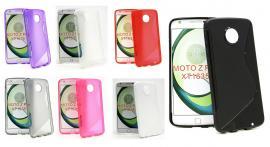 S-Line Deksel Lenovo Motorola Moto Z Play